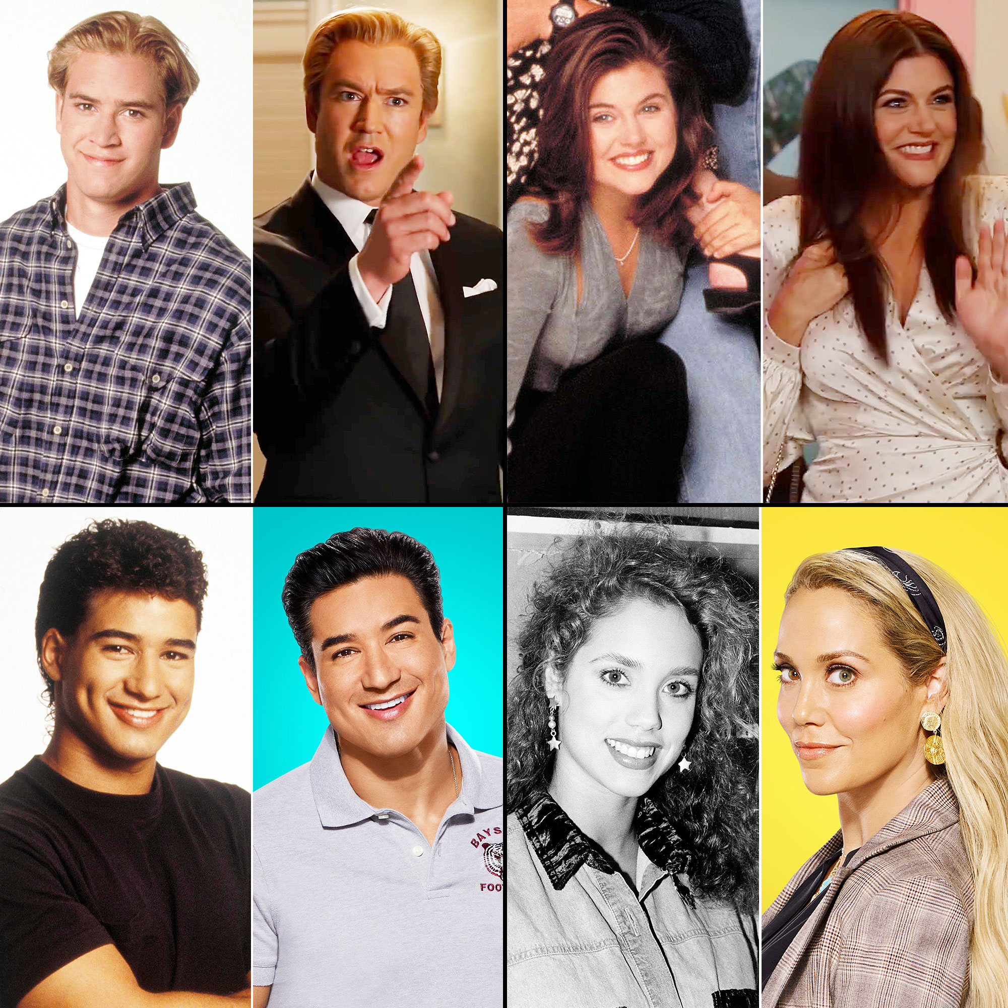 Saved by the Bell Reboot: See the Cast Then and Now