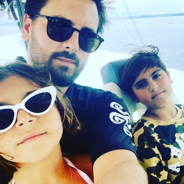 Scott Disick Admits He Doesn't Have the Energy for a Girlfriend and Kids