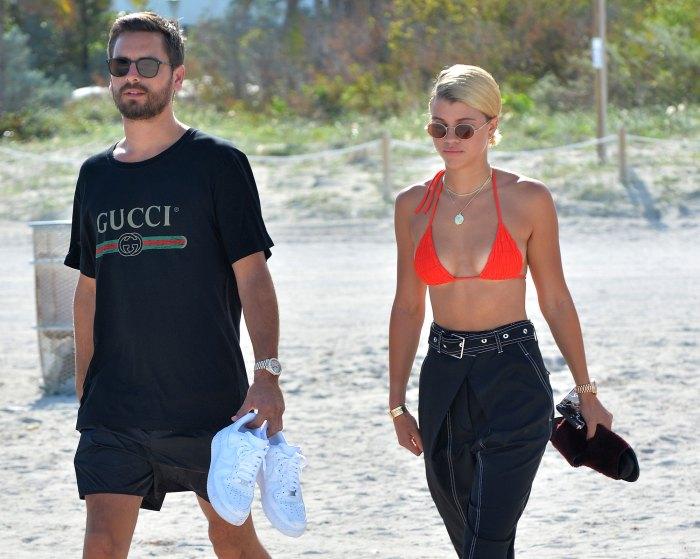 Scott Disick Teases Ex Kourtney Kardashian Over Her Housekeeping Skills as Sofia Richie Moves On