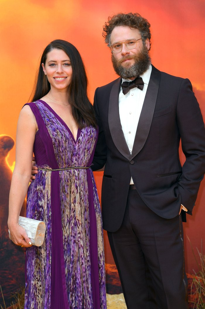 Seth Rogen Celebrates 9th Wedding Anniversary With Wife Lauren Miller Rogen