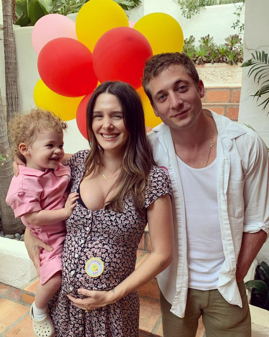 Shameless Jeremy Allen White Is Expecting 2nd Baby With Pregnant Wife Addison Timlin