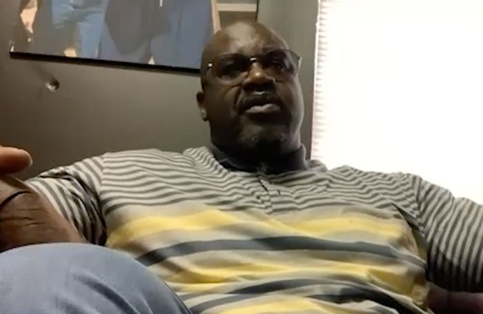 Shaquille O'Neal Dancing With The Stars Us Interview