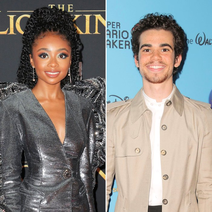 Skai Jackson Dedicates Dancing With The Stars DWTS Performance to Late Cameron Boyce