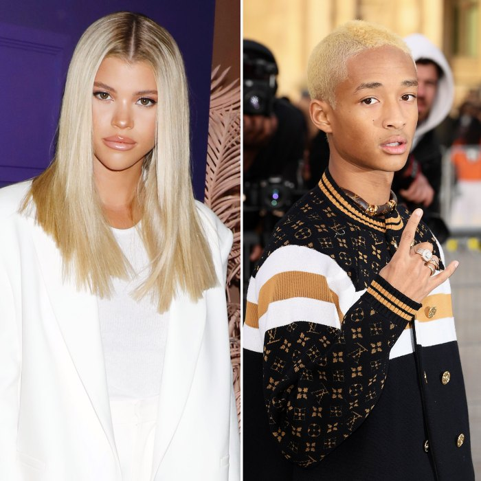 Sofia Richie and Jaden Smith Are Just Really Good Friends Amid Dating Rumors