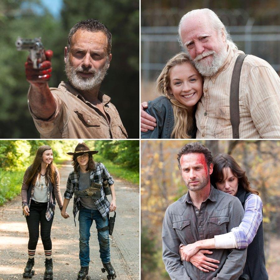 Stars Who Left The Walking Dead