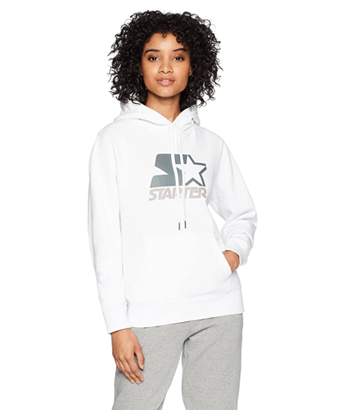 Starter Women's Pullover Multi-Color Logo Hoodie