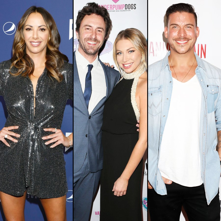 Kristen Doute and Jax Taylor Stassi Schroeder and Beau Clark Wedding What We Know