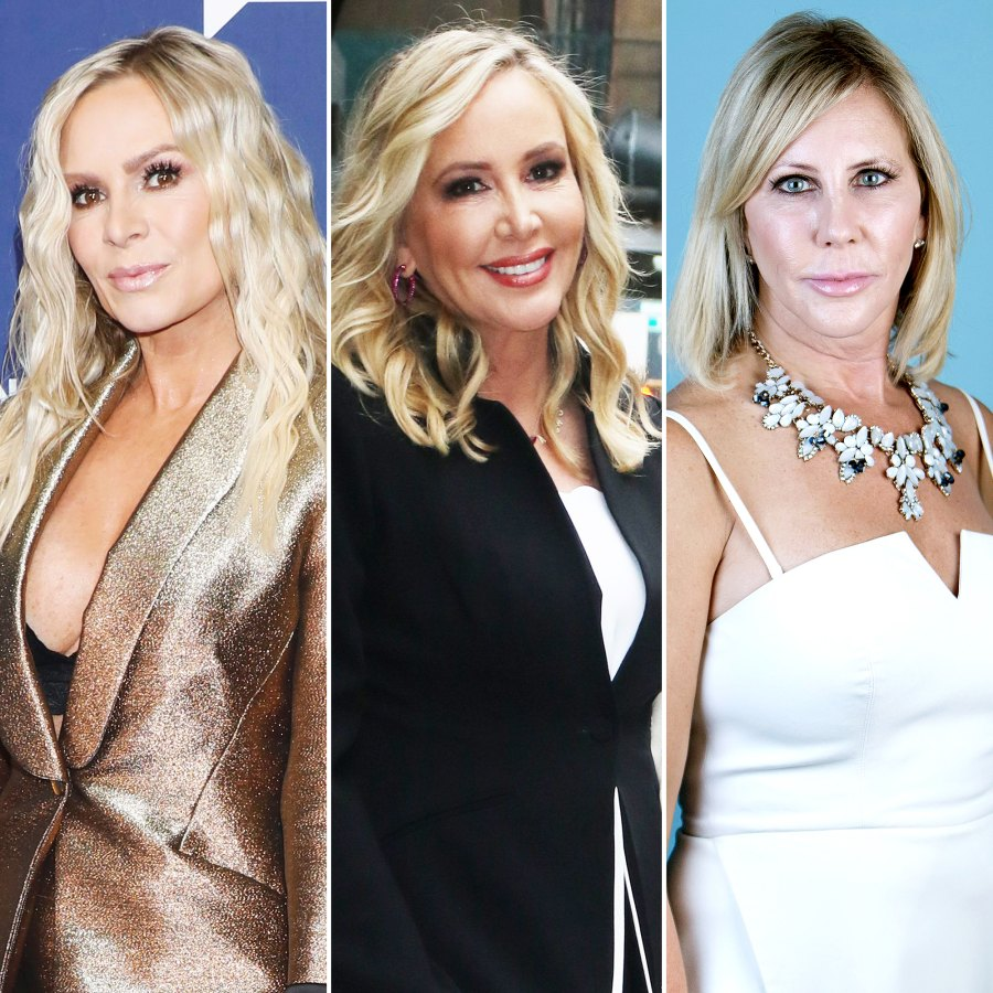 Tamra Blasts Shannon's Claims She's a Loyal Friend to Her and Vicki