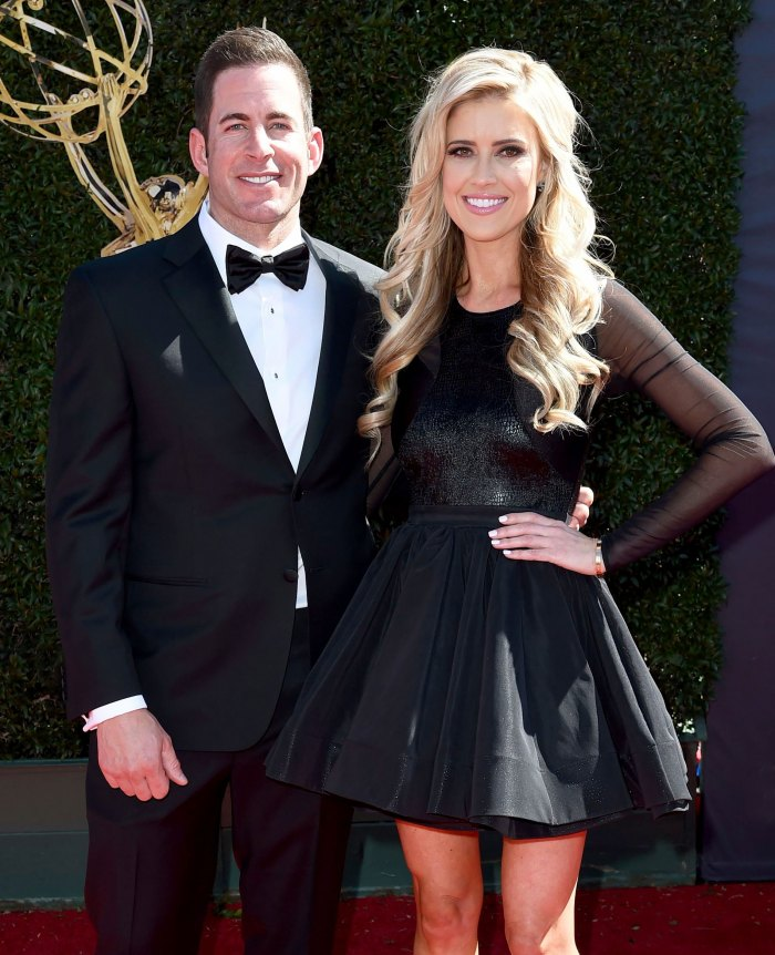 Tarek El Moussa: I Want to 'Stay Out of' Christina Anstead's Divorce Drama