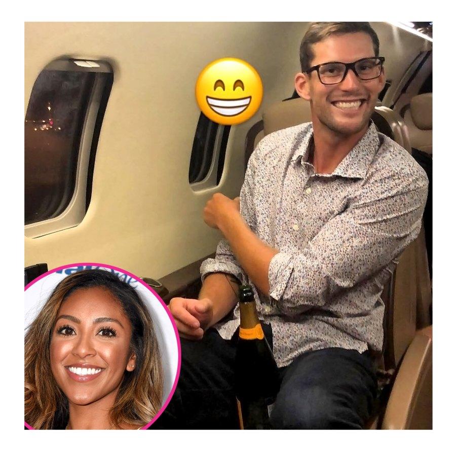 Tayshia Adams Ex-Husband Josh Bourelle 5 Things Know