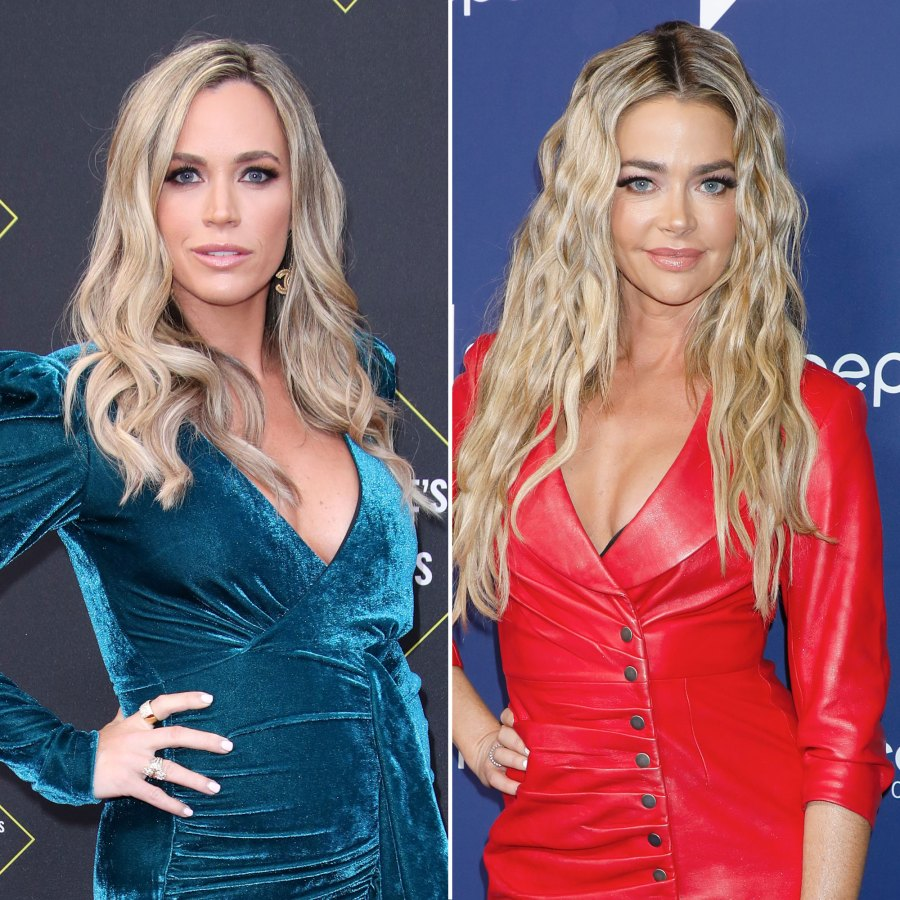 Teddi and Denise Are Out Real Housewives of Beverly Hills Seaons 11 Everything We Know So Far