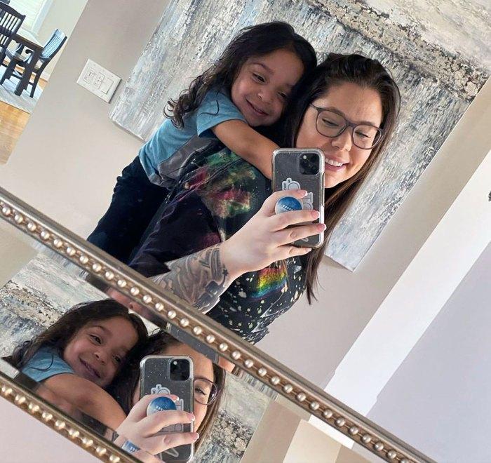 Teen Mom 2 Kailyn Lowry arrestada presuntamente golpeando a su ex Chris Lopez por corte de pelo de Son Lux