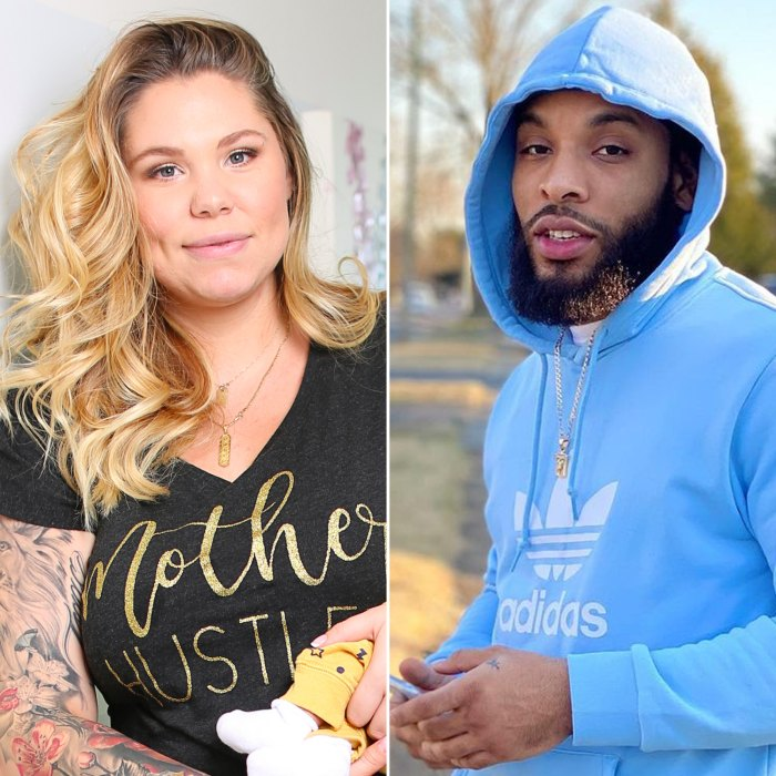 'Teen Mom 2' star Kailyn Lowry claims ex Chris Lopez 'humiliated her' by claiming a paternity test