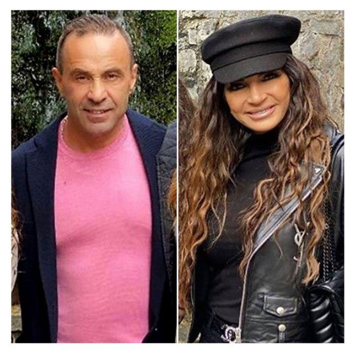 Joe Giudice dice que New Italian Flame es 'fan' de su ex esposa Teresa