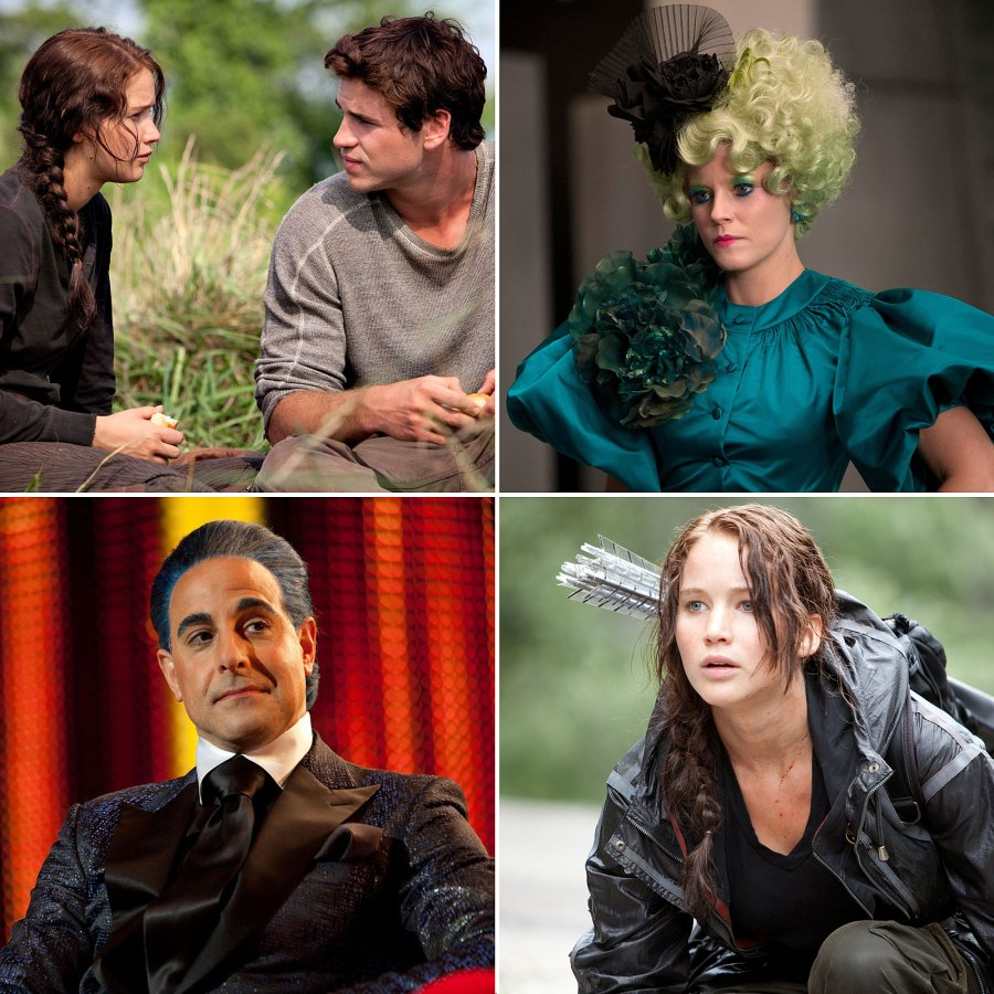The Hunger Games Cast Where Are They Now