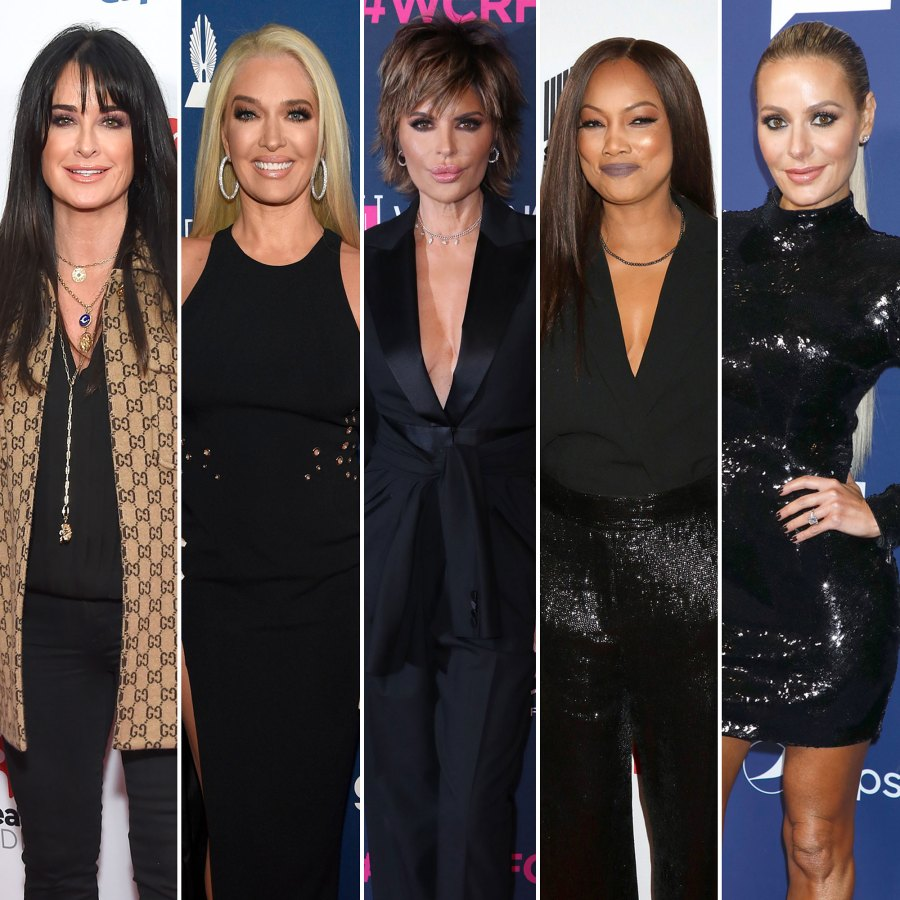 The Rest of The Cast Is In Real Housewives of Beverly Hills Seaons 11 Everything We Know So Far