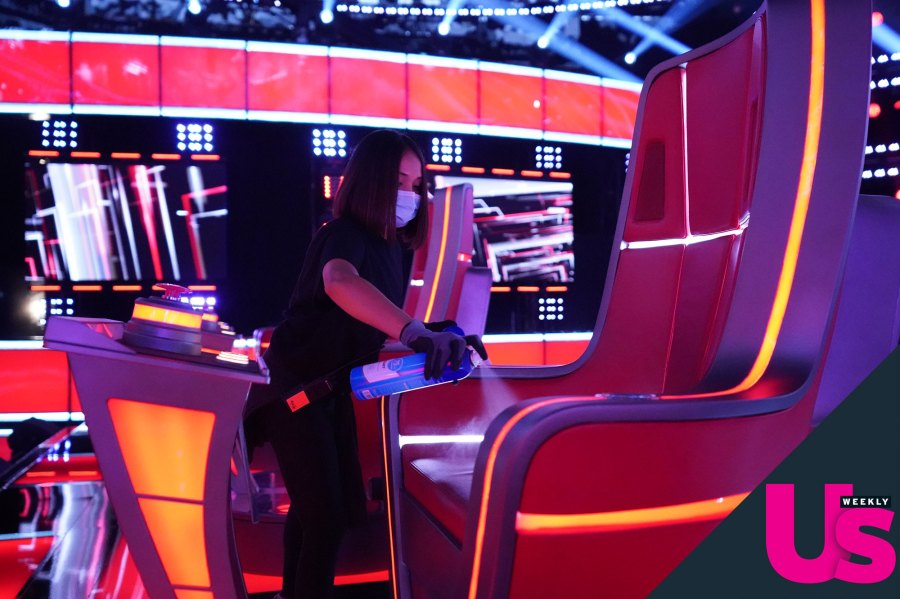 The Voice Behind The Scenes Exclusive Season 19