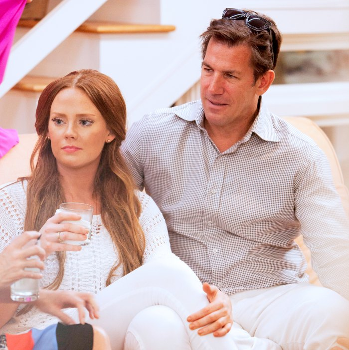 Thomas Ravenel filmó la temporada 7 de Southern Charm con su ex Kathryn Dennis