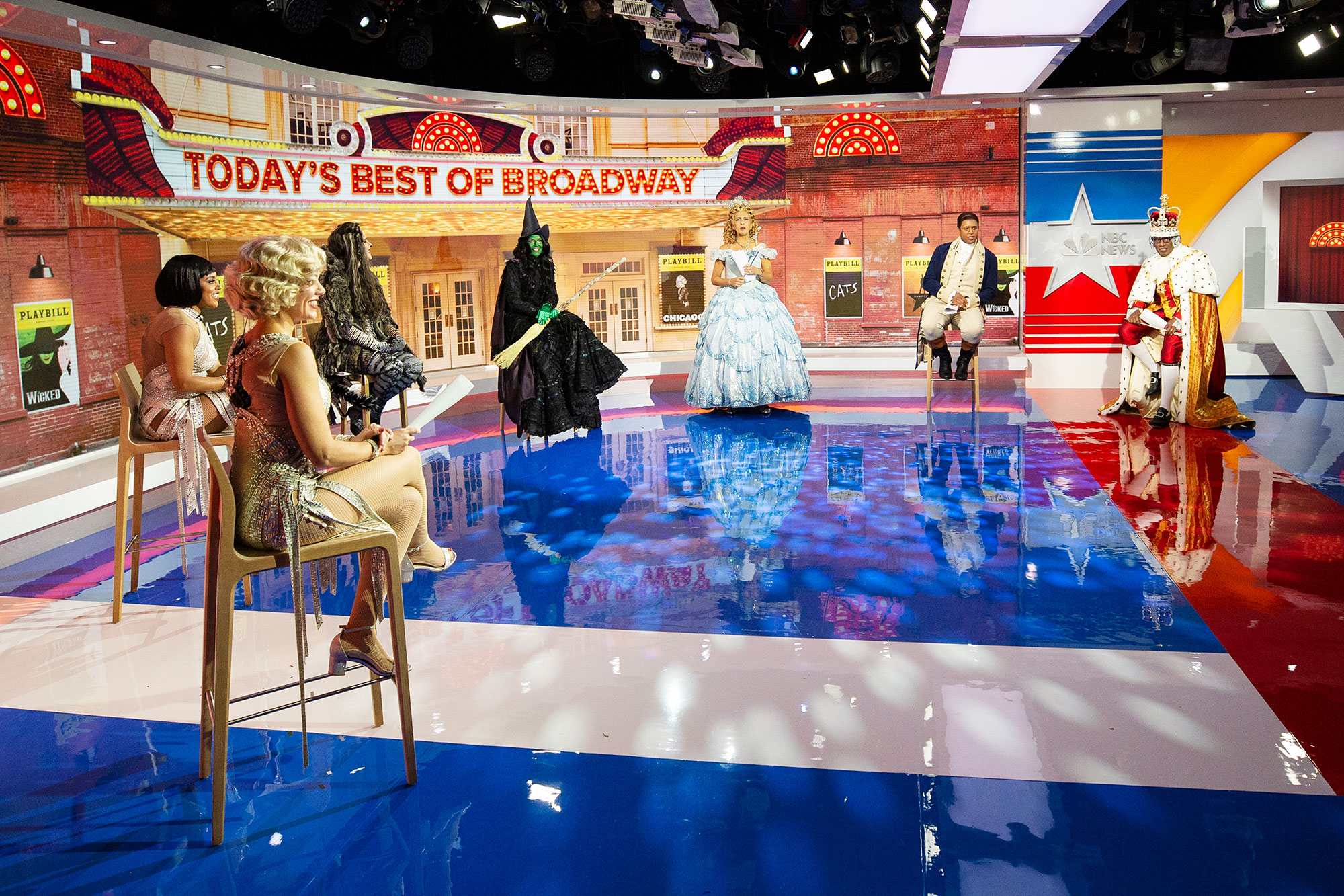 Halloween 2020 Morning Show Today' Show Halloween Costumes 2020: Cohosts Are Broadway Stars