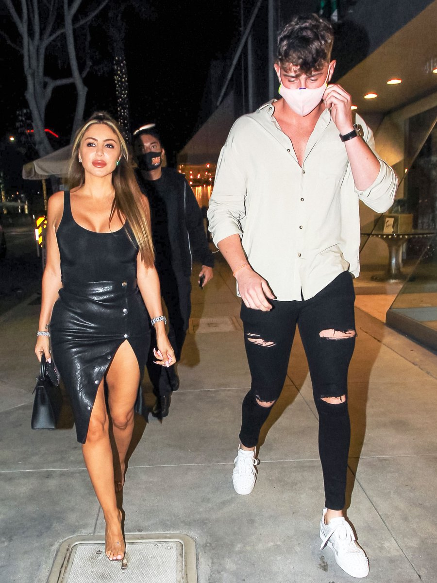 Too Hot to Handle Harry Jowsey Sparks Dating Rumors With Larsa Pippin