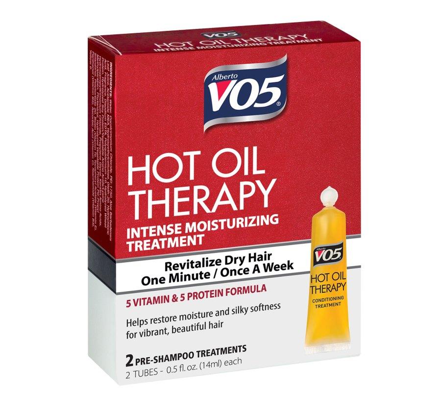 VO5 Hot Oil Intense Moisturizing Treatment