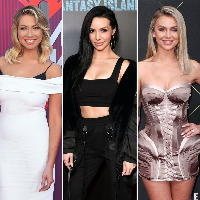 Vanderpump Rules Stassi Schroeder and Scheana Shay Unfollow Each Other After Lala Kent Drama