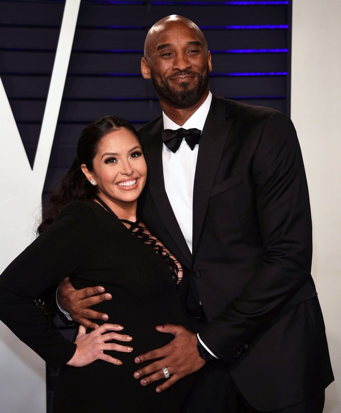 Vanessa Bryant Debuts a Foot Tattoo for Kobe Bryant, Gigi and All Their Kids