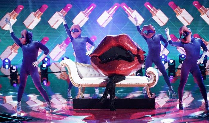 Wendy Williams comparte sus emocionales labios de viaje de cantante enmascarada