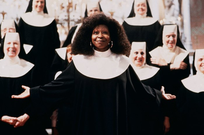 Whoopi Goldberg Confirms 'Sister Act 3' Is in the Works