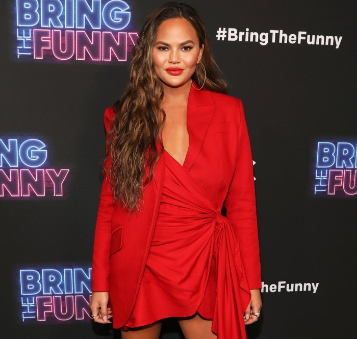 Why Chrissy Teigen Doesn't Care About Criticism Over Pregnancy Loss Photos