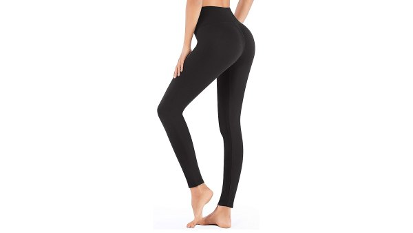 IUGA High-Waisted Leggings with Inner Pocket