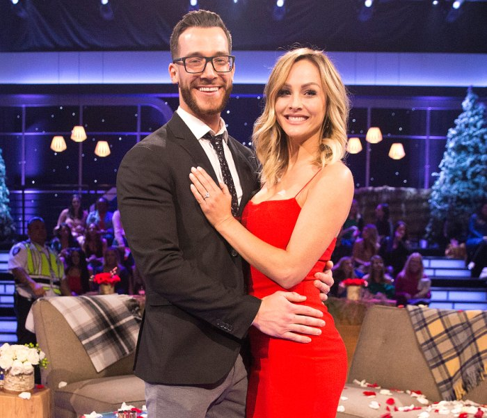 Clare Crawley's Ex-Fiance Benoit Beausejour-Savard Says Her 'Bachelorette' Departure 'Wasn't Her Ultimate Decision'
