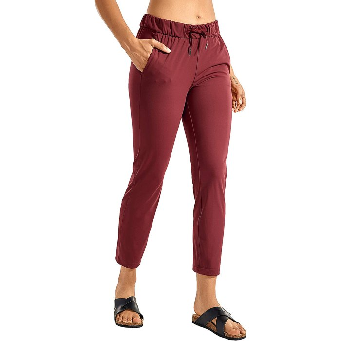 Pantalones deportivos elásticos CRZ YOGA Lounge
