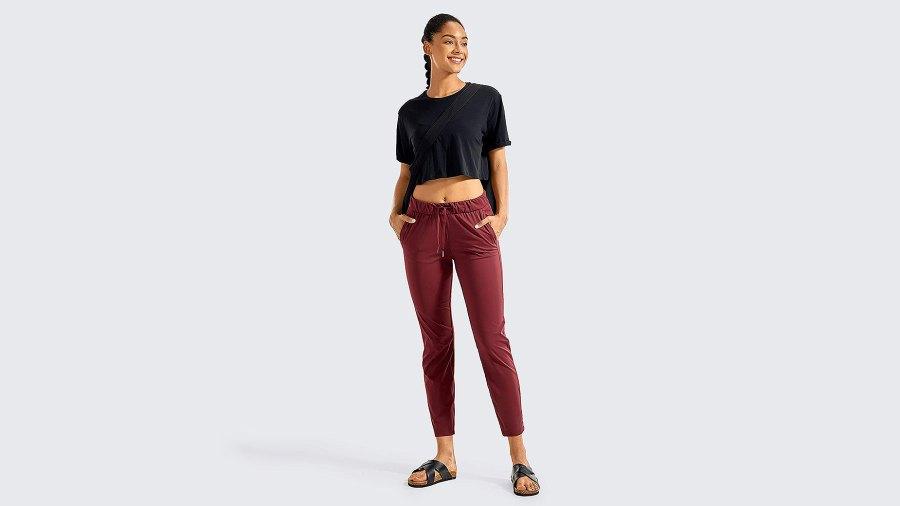 CRZ YOGA Stretch Lounge Sweatpants