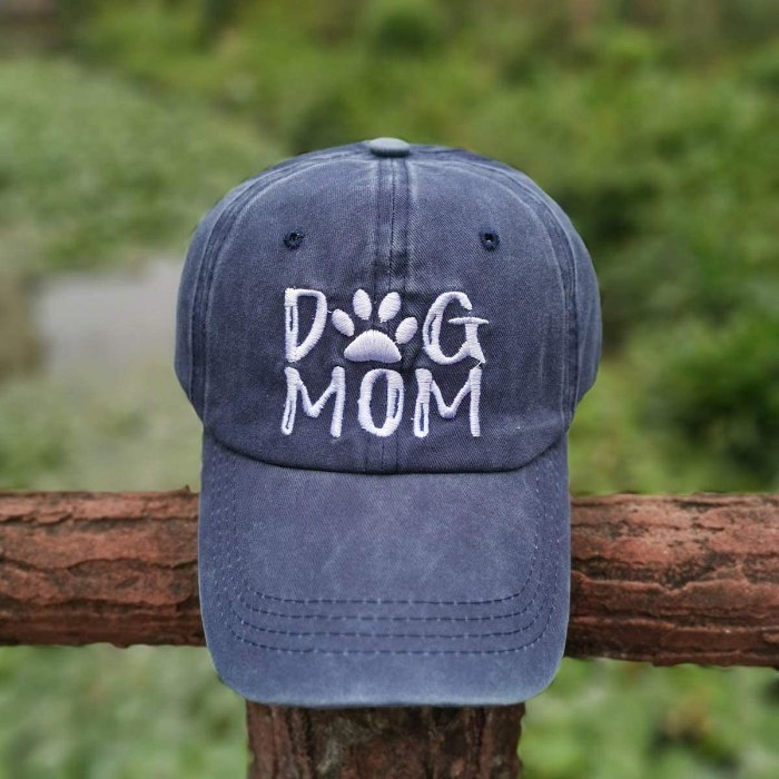 dog-mom-baseball-cap-mother-in-law-gifts