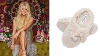 Jessica Simpson Plush Marshmallow Slide-On House Slipper