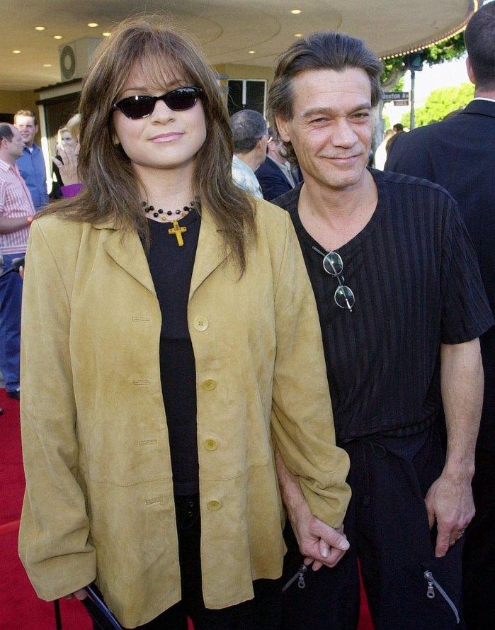 Valerie Bertinelli Pays Tribute to Late Ex-Husband Eddie Van Halen