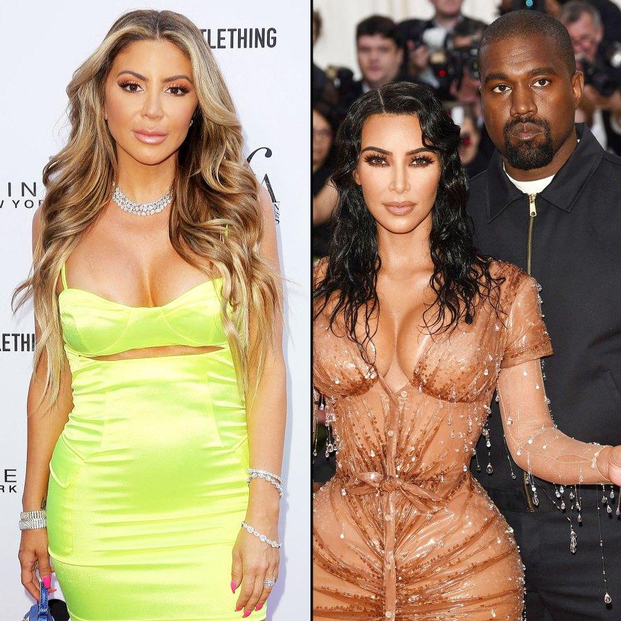 Larsa Pippen Kim Kardashian and Kanye West Larsa Pippen Breaks Silence on Kardashian Falling Out