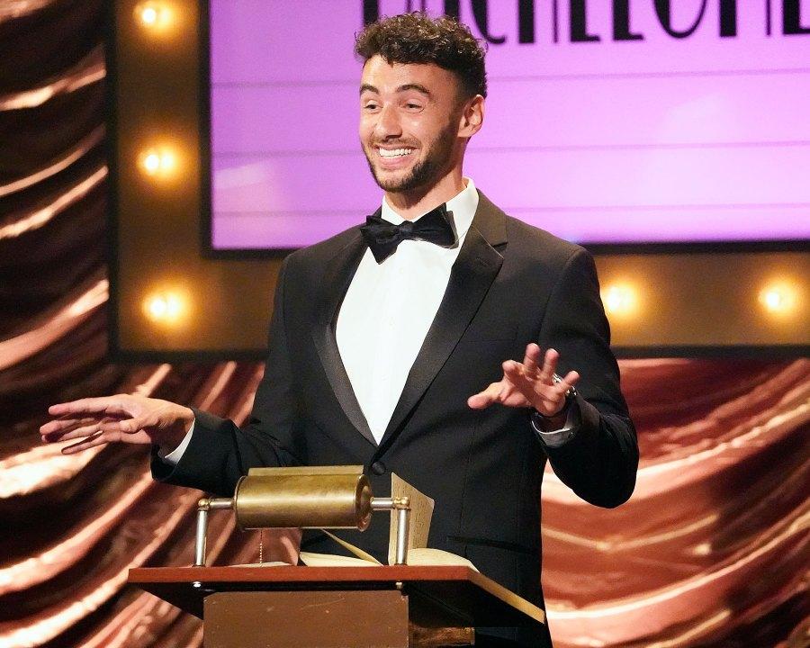 Brendan on The Bachelorette 5 Things to Know About Tayshia Adams Bachelorette Contestant Brendan Morais