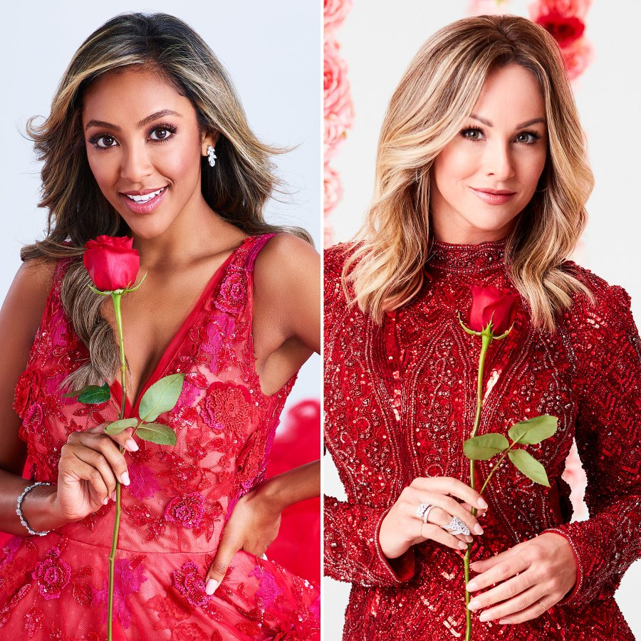 The Bachelorette ABC Exec Denies Tayshia Adams and Clare Crawley Swap Was Planned