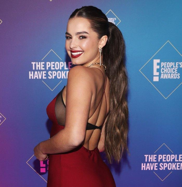 Addison Rae beauty people's choice awards 2020 1