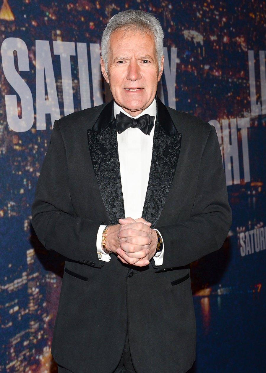 Alex Trebek Dead at 80: Stars Pay Tribute to 'Jeopardy' Host