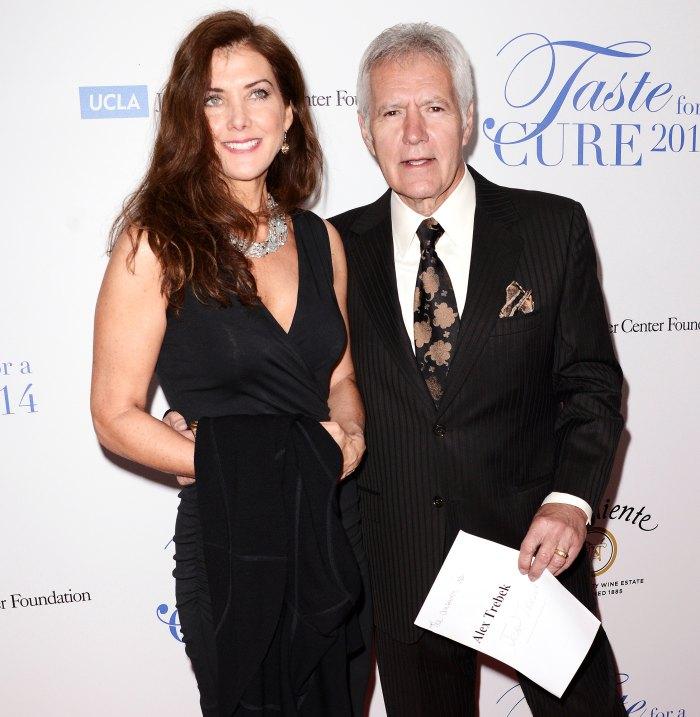 Alex Trebek's Wife Jean Breaks Her Silence After Jeopardy Host's Death Shares Wedding Photo
