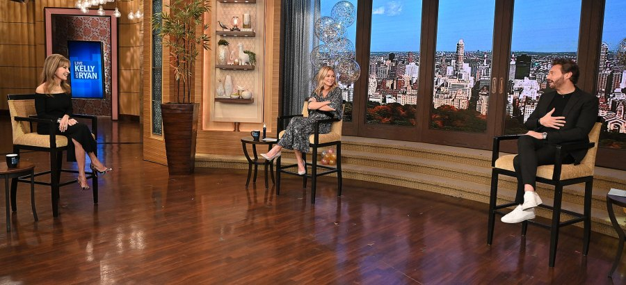 All My Children Costars Reunited Susan Lucci Live With Kelly and Ryan