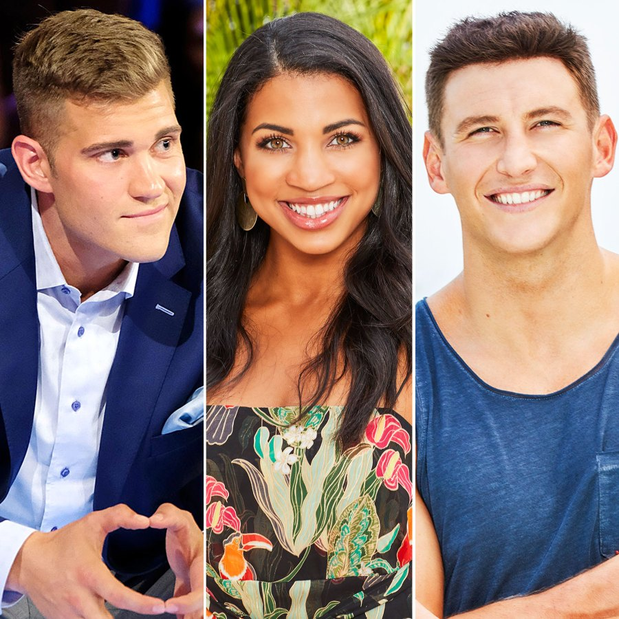 Luke Parker Katie Morton and Blake Horstmann All The Times Bachelor Contestants Have Called Out Producers