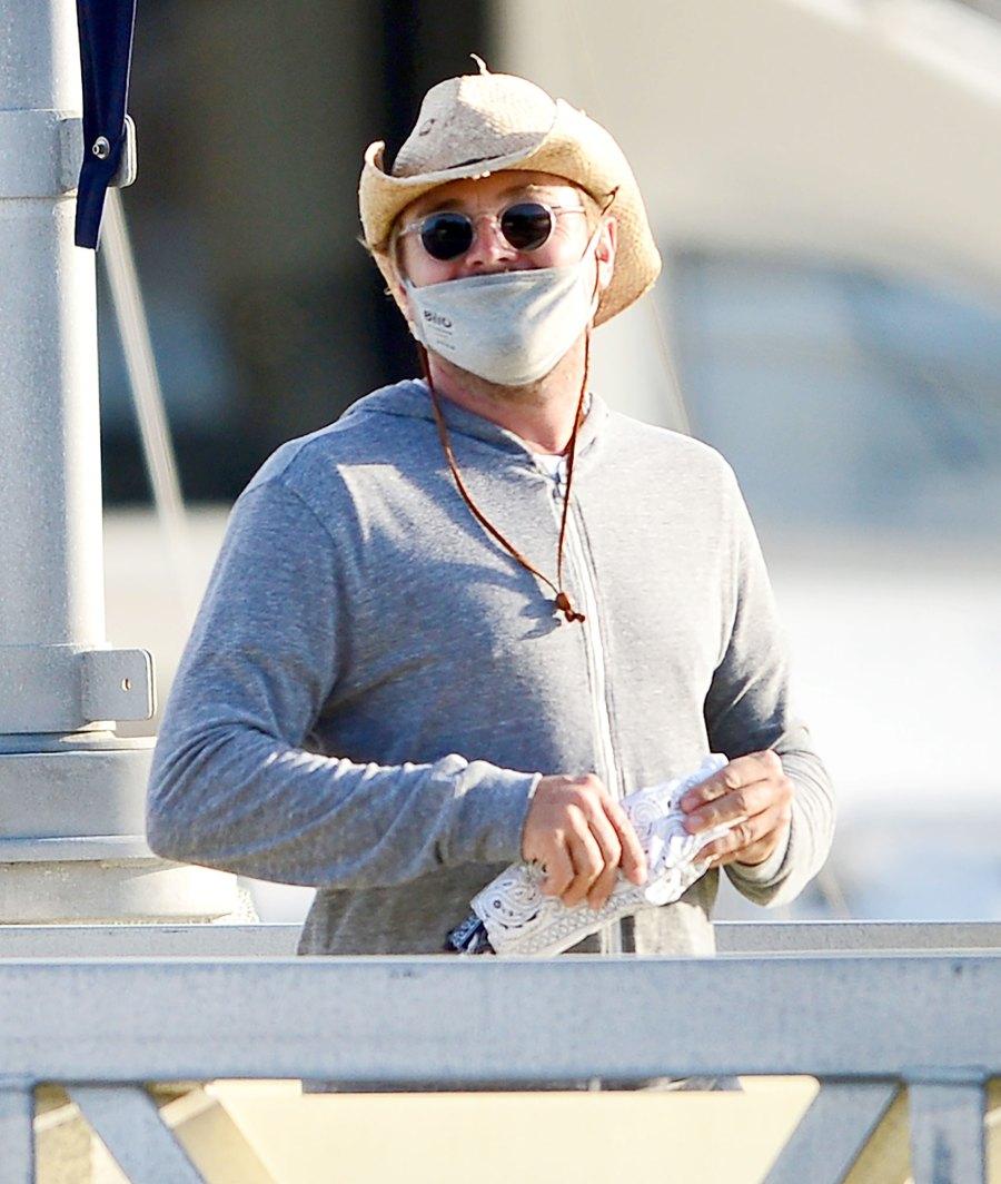 Seeing Double All Times Leonardo DiCaprio Has Tried Hiding Plain Sight