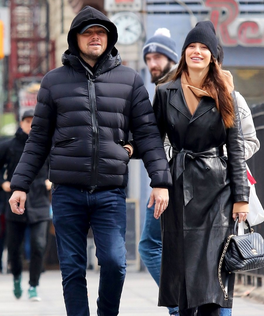 All Bundled Up All Times Leonardo DiCaprio Has Tried Hiding Plain Sight