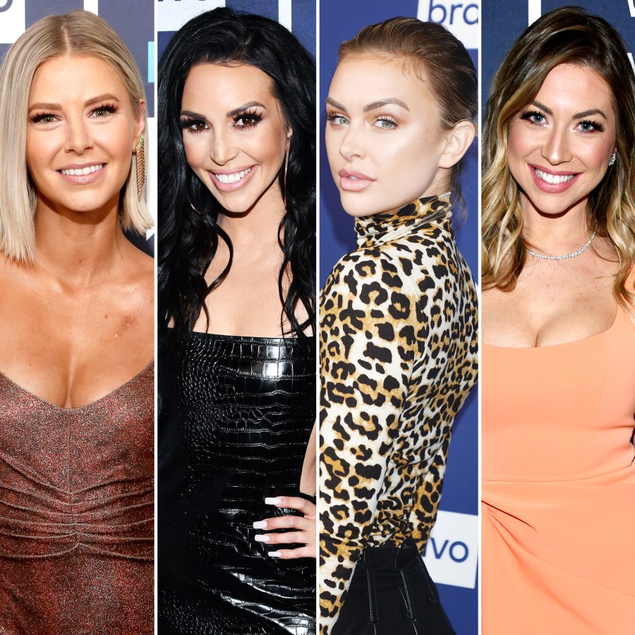 Ariana Madix Confirms She's Team Scheana Shay in Lala Kent Feud Teases Vanderpump Rules Season 9 and More Revelations