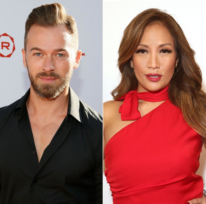 Artem Chigvintsev: My Ex Carrie Ann Inaba Has No 'Personal Agenda' on 'DWTS'