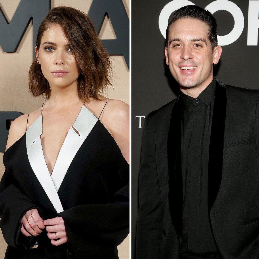 Ashley Benson and G-Eazy Are Super Serious After Bonding During COVID-19 1